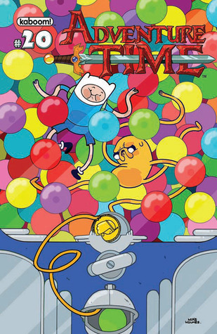 Adventure Time with Finn & Jake (Issue #20)