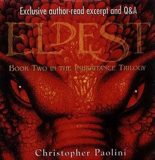 Eldest Book Two in the Inheritance Trilogy Excerpt and Q&A CD