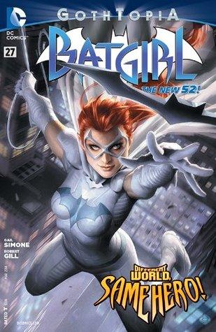 Batgirl #27 (The New 52 Batgirl, #27)