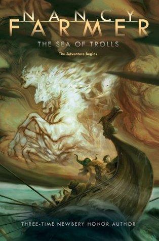 The Sea of Trolls (Sea of Trolls, #1)