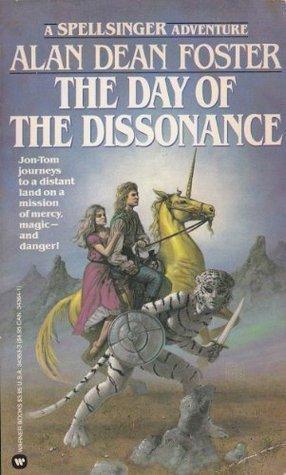 The Day of the Dissonance (Spellsinger, #3)