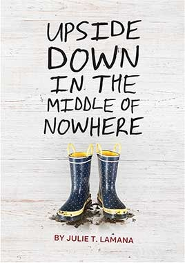 Image result for upside down in the middle of nowhere book