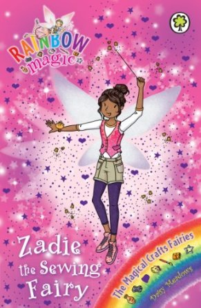 Zadie the Sewing Fairy (Rainbow Magic: The Magical Crafts Fairies, #3)