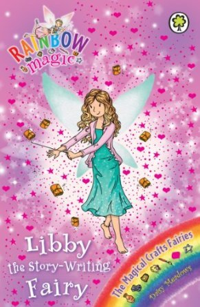 Libby the Story-Writing Fairy (Rainbow Magic: The Magical Crafts Fairies, #6)