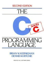The C Programming Language Book