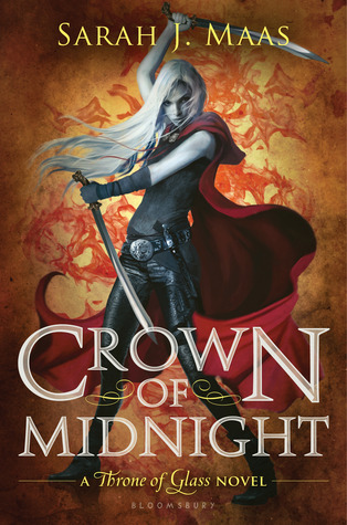 Image result for crown of midnight cover
