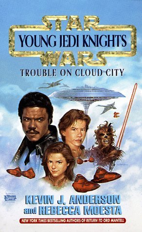 Trouble on Cloud City (Star Wars: Young Jedi Knights, #13)