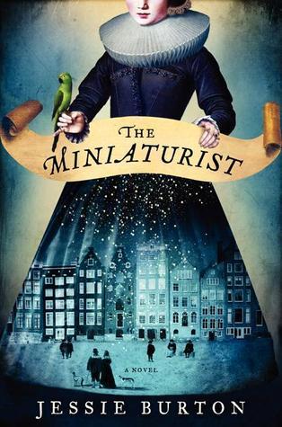 Image result for The Miniaturist by Jessie Burton