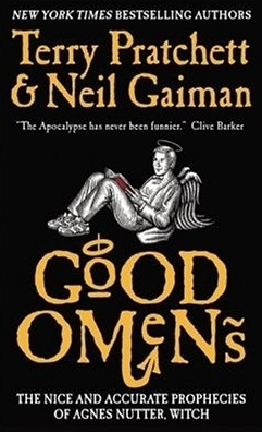 Image result for Good Omens: The Nice and Accurate Prophecies of Agnes Nutter, Witch