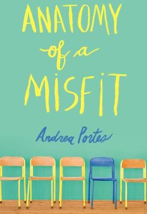 #Printcess review of Anatomy of a Misfit by Andrea Portes