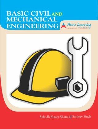 Basic Civil and Mechanical Engineering