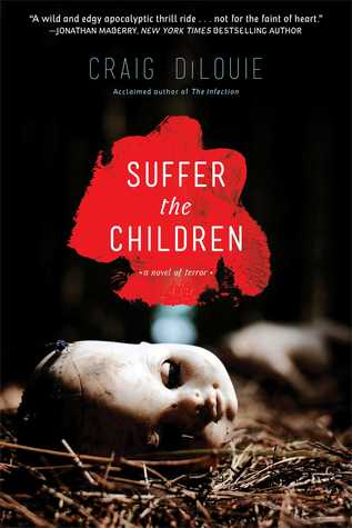 Image result for suffer the children book