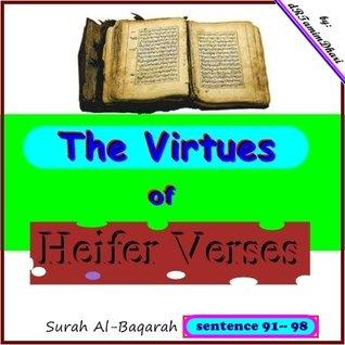 The Virtues Of Heifer Verses . Surah Al-Baqarah Sentense 91-98 (Tafsir Al-Quran