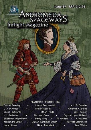 Andromeda Spaceways Inflight Magazine Issue 57