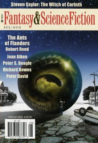 Fantasy & Science Fiction, July/August 2011