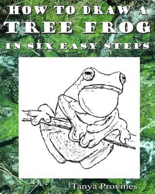 How To Draw A Tree Frog In Six Easy Steps