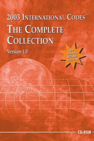 2003 International Codes: The Complete Collection, Version 1.0 (International Codes) pdf books