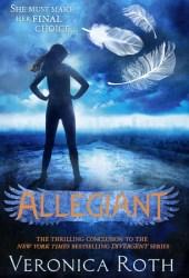 Allegiant (Divergent, #3) Book