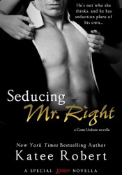Seducing Mr. Right (Come Undone, #3.5) Book by Katee Robert
