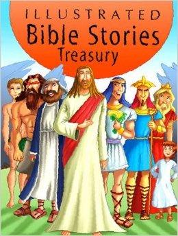 Illustrated Bible Stories Treasury