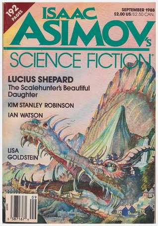 Isaac Asimov's Science Fiction Magazine, September 1988 (Asimov's Science Fiction, #134)