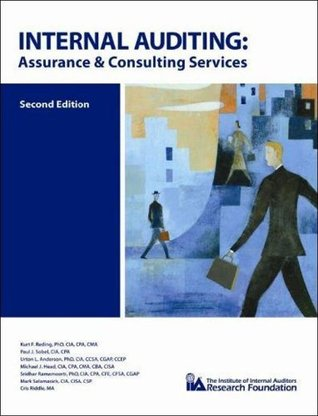 Internal Auditing: Assurance And Consulting Services
