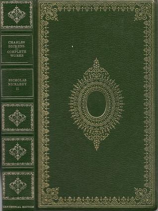 Life and Adventures of Nicholas Nickleby, Vol. II