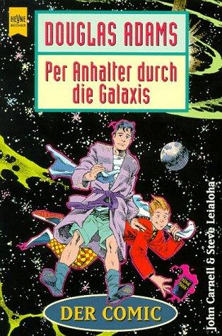 Douglas Adams, Per Anhalter Durch Die Galaxis - Comic 1 (Per Anhalter durch die Galaxis, #1)