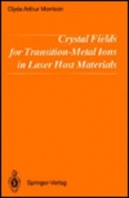 Crystal Fields For Transition Metal Ions In Laser Host Materials
