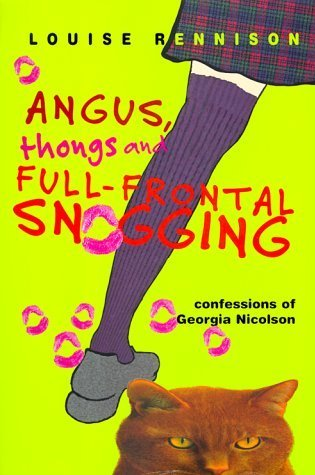 Angus, Thongs and Full-Frontal Snogging (Confessions of Georgia Nicolson, #1) PDF Book by Louise Rennison PDF ePub