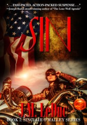 Sin (Sinclair O'Malley Series) Book by J.M. LeDuc
