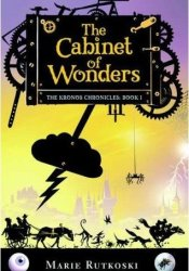 The Cabinet of Wonders (The Kronos Chronicles, #1) Book by Marie Rutkoski