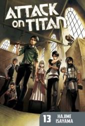 Attack on Titan, Vol. 13 Book