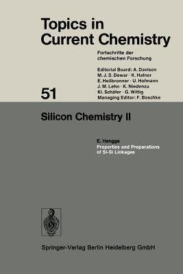 Silicon Chemistry II