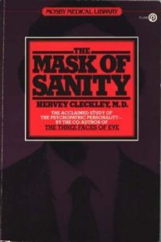 The Mask of Sanity PDF Book by Hervey M. Cleckley PDF ePub