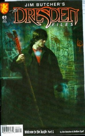 Jim Butcher's The Dresden Files: Welcome to the Jungle #1