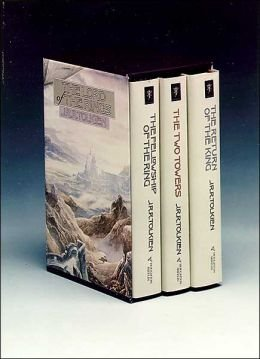 Lord of the Rings: The Fellowship of the Ring, The Two Towers, The Return of the King