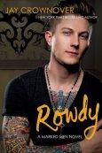 Rowdy (Marked Men, #5)