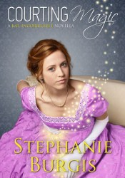 Courting Magic Book by Stephanie Burgis