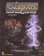 Broken Covenant of Calebais (Ars Magica, 2nd Edition)