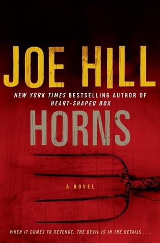 #Printcess review of Horns by Joe Hill