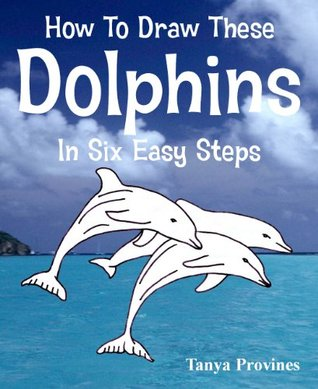 How To Draw These Dolphins In Six Easy Steps