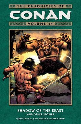 The Chronicles of Conan, Volume 14: Shadow of the Beast