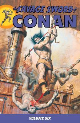 The Savage Sword of Conan, Volume 6