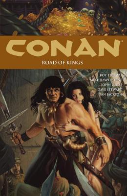Conan, Volume 11: Road of Kings
