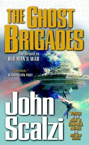 The Ghost Brigades Book Cover