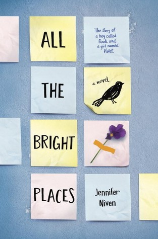 Image result for all the bright places