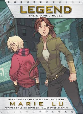 Legend: The Graphic Novel (Legend: The Graphic Novel, #1)