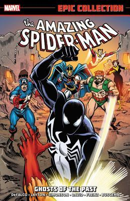 Amazing Spider-Man Epic Collection Vol. 15: Ghosts of the Past