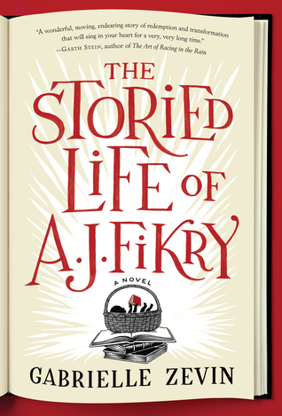 Image result for the storied life of A.J Fikry